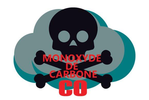 Le monoxyde de carbone, un tueur inodore
