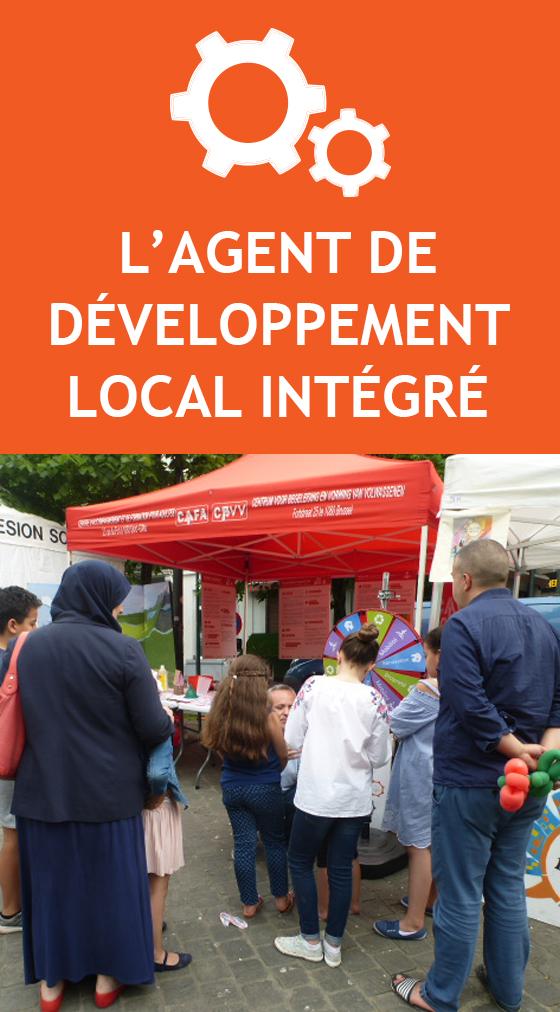 L'agent de développement local intégré