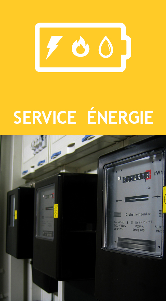 Service Énergie