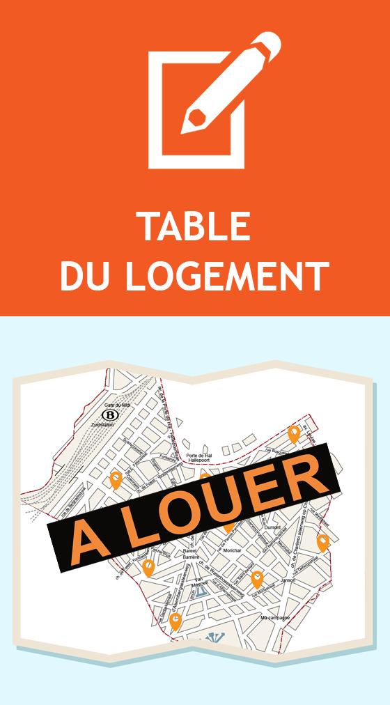 Table du Logement