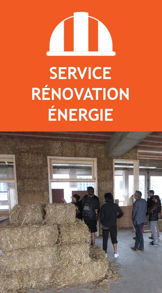 Service Rénovation Énergie