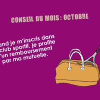 Conseil Endettement du mois d'octobre