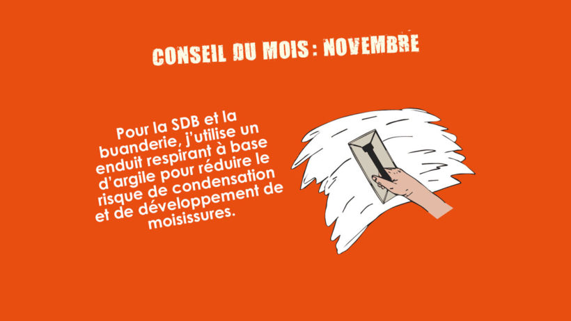 Conseil Logement du mois de novembre