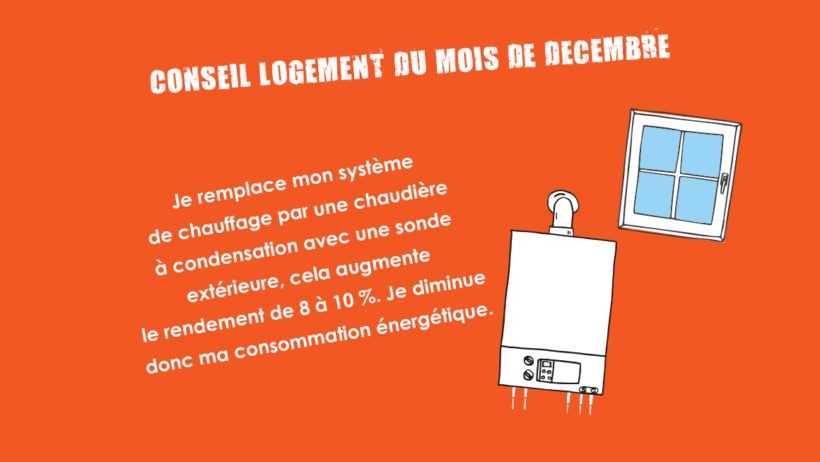 Conseil Logement du mois de décembre