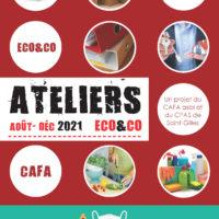 Ateliers Eco&co Août – Décembre 2021